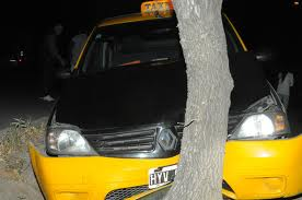 taxi accid