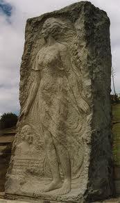 alfonsina monumento