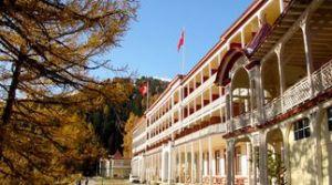 mann sanatorio