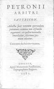 satiricon-libro