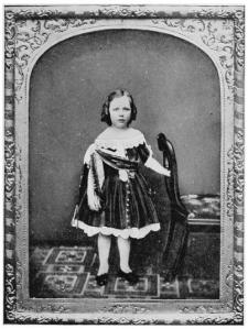 oscar as a child