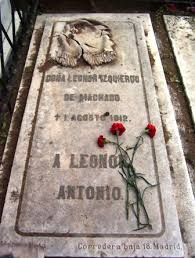 leonor tumba