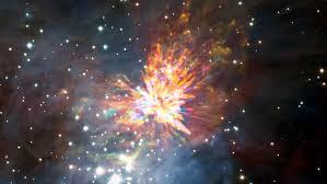 estrellas explosión